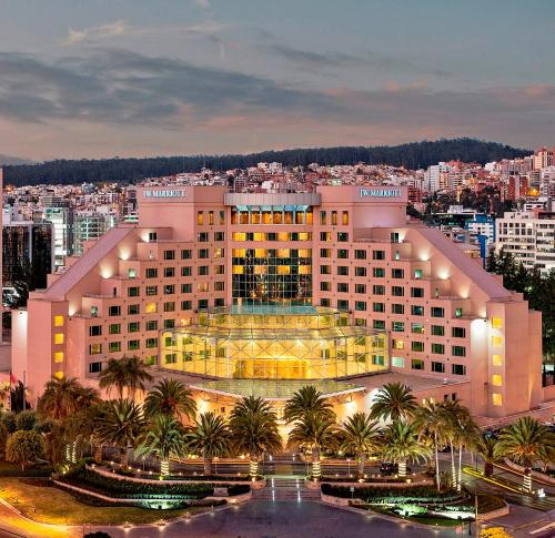 JW Marriott Hotel Quito (Ecuador Quito) - Booking.com