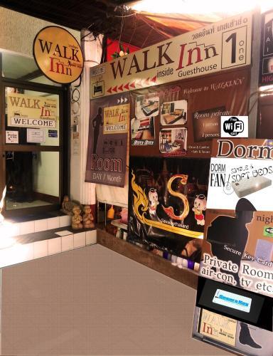 Fachada o entrada de Walkinn Guesthouse 1