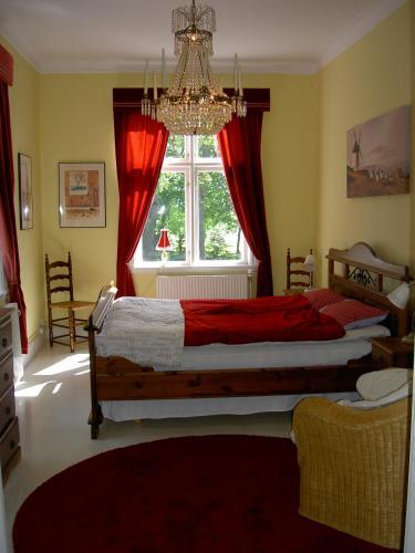 A room at Södra Lund B&B