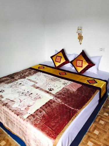 Vang Vieng Freedom Hostelにあるお部屋