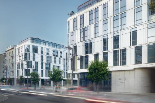 Fasada lub wejście do obiektu Apartment Baltiq