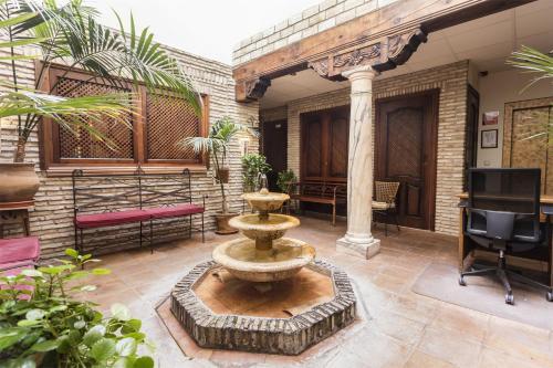 A porch or other outdoor area at Arte Vida Suites & Spa