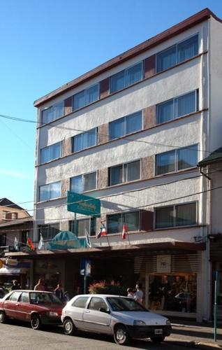 Hotel Antártida