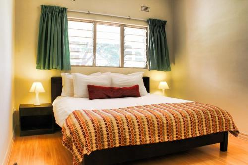 A room at Victoria Apartments