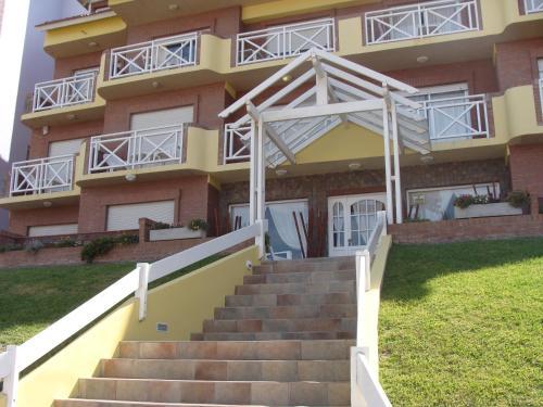 La fachada o entrada de Puerto del Sol