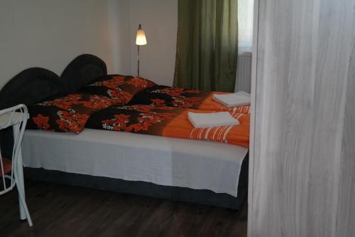 Ein Zimmer in der Unterkunft West City Apartments