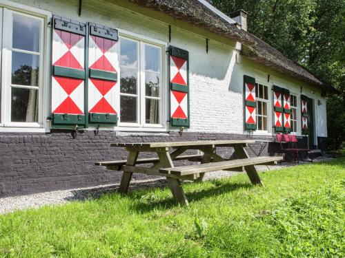A porch or other outdoor area at Korskes Hoef