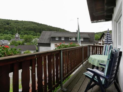 Cozy Apartment in Titmaringhausen near Willingen Ski Area