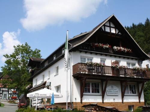 Boutique Apartment in Titmaringhausen with Balcony
