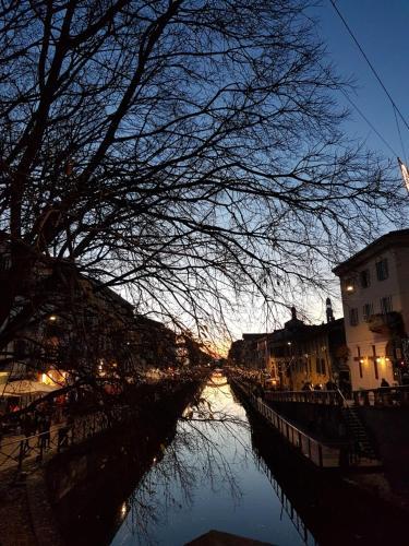 Residence Aramis Milan Downtown durante l'inverno