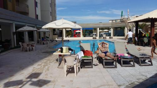 Guests staying at Prive das Thermas 405