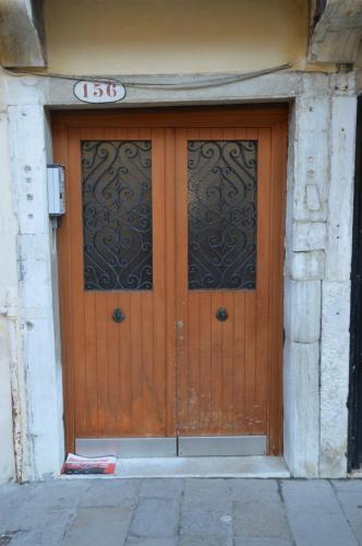 Фасад или вход в Dorso Duro Apartment