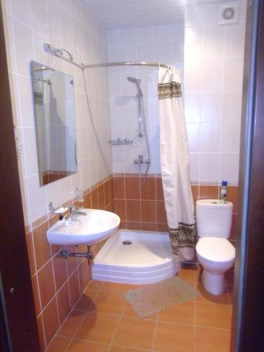 Ванная комната в Спа Отель Беларусь