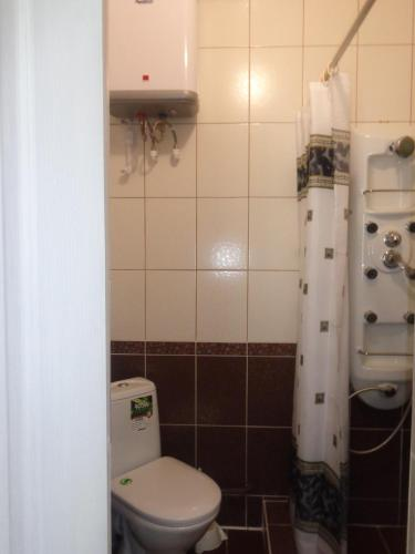 Ванная комната в Voronezh Dom 42 k 3 arenda koikomesta