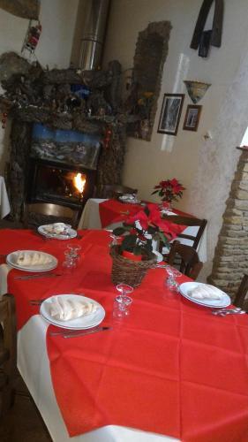 Ristorante o altro punto ristoro di Agriturismo Il Baglio di San Nicola