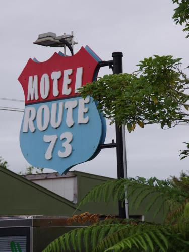 Route 73 Motels Kumara