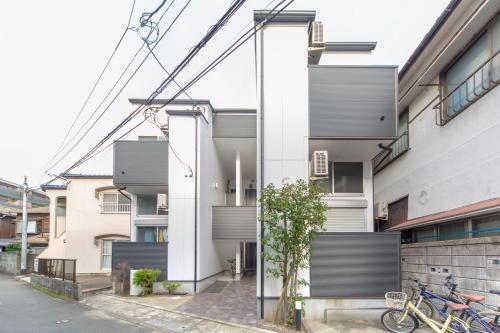 アパートメントが所在する建物