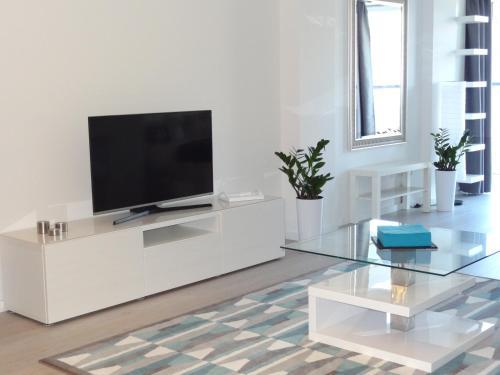 טלויזיה ו/או מרכז בידור ב-Studio Moderno POZ