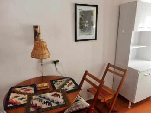 Zona de estar de Andean Spirit Apartments
