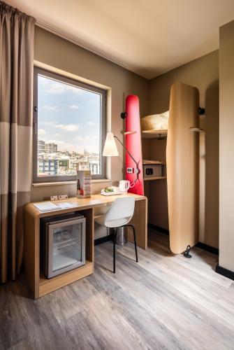 Ванная комната в Ibis Istanbul Tuzla Hotel