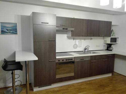 Kuhinja ili čajna kuhinja u objektu 1,5 Zimmer-Apartment