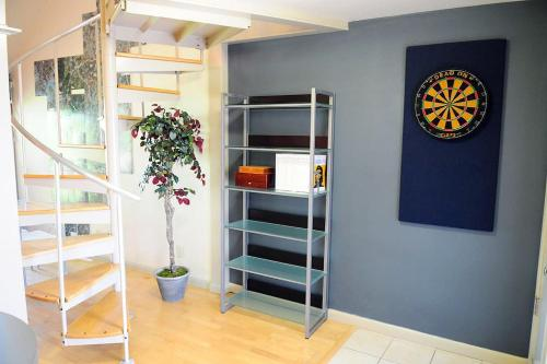 A bunk bed or bunk beds in a room at Barton Hills Condominiums