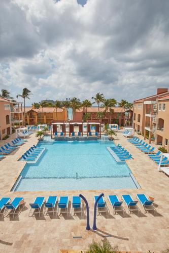 The swimming pool at or near Divi Dutch Village Beach Resort