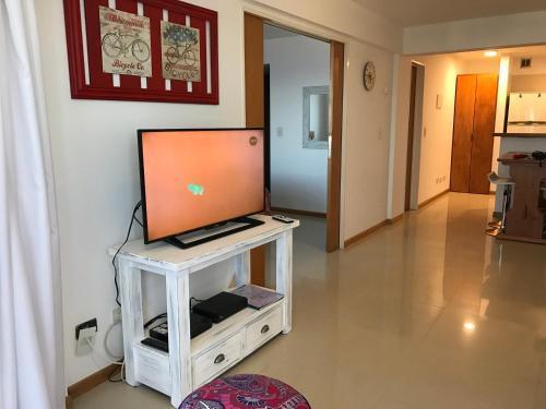 Una televisión o centro de entretenimiento en Salta Lake View