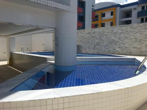 The swimming pool at or near Terrazzas Flat