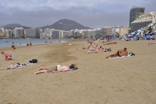 Playa Las Canteras Edf Basconia Las Palmas De Gran Canaria
