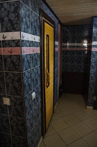 A bathroom at Guest House at Semenovskaya