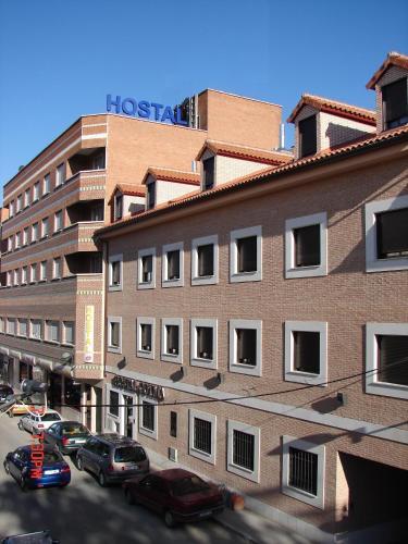 Pension Hostal Goyma III (Spanje San Fernando de Henares ...