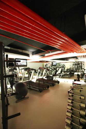 Фитнес-центр и/или тренажеры в The Marmara Pera