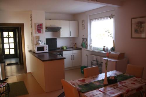 Küche/Küchenzeile in der Unterkunft Ferienresidenz Casa Monita