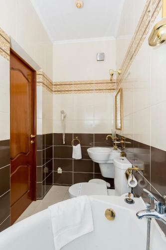 Ванная комната в Принцесса Элиза Отель