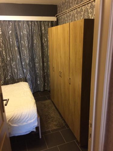 Ein Bett oder Betten in einem Zimmer der Unterkunft Residentie Maria Lucia