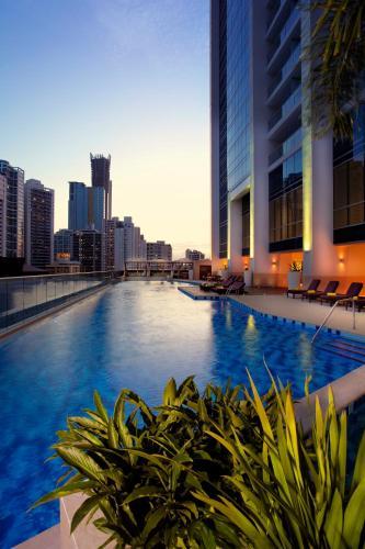 Piscina en o cerca de Hard Rock Hotel Panama Megapolis