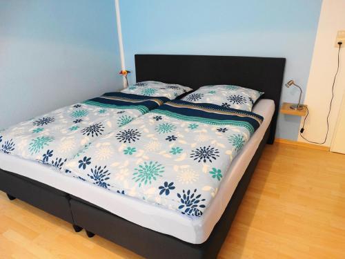 Ein Bett oder Betten in einem Zimmer der Unterkunft Apartment Haugerkirchgasse