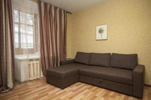 A seating area at Kvart-Hotel Atrium Palace