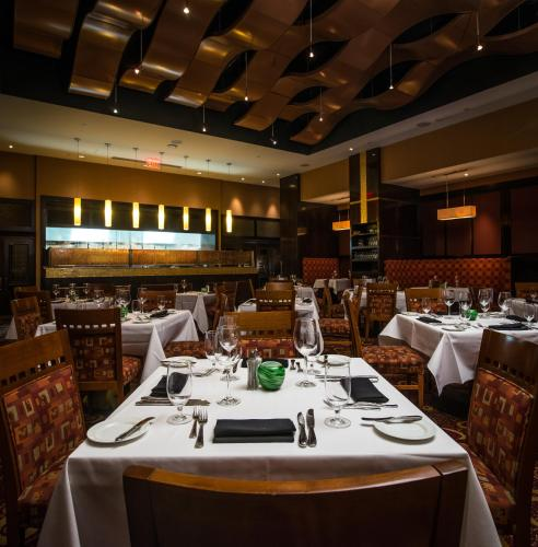 A restaurant or other place to eat at Agua Caliente Casino Resort Spa-Rancho Mirage