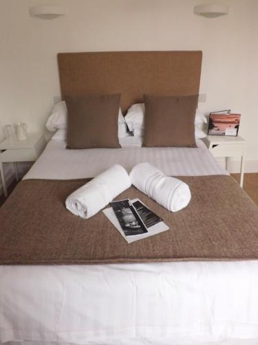 Gulta vai gultas numurā naktsmītnē Cadgwith Cove Inn