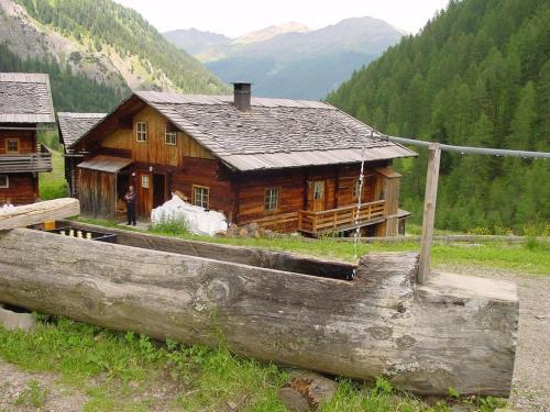 Maxerhütte auf der Alfenalm