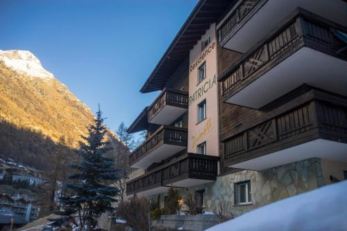 Residence Patricia during the winter