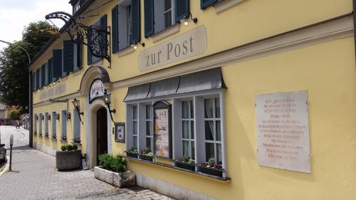 Posthotel Arnold (Deutschland Gunzenhausen) - Booking.com