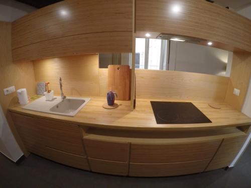 A bathroom at All'Incanto di Mary