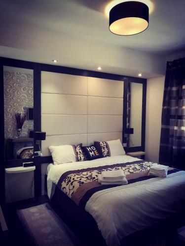 Letto o letti in una camera di Voyage Privè Deluxe
