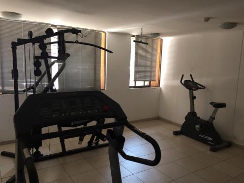 Gimnasio o instalaciones de fitness de Departamento Vergara