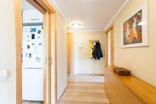 Vstupní hala nebo recepce v ubytování Biopark View Apartment