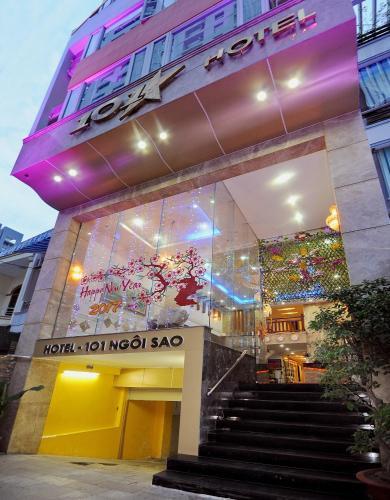 Фасад или вход в 101 Star Hotel