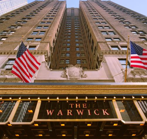 Hotel Warwick New York (VS New York) - Booking.com